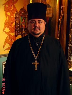 Протоиерей Александр Коробинцев