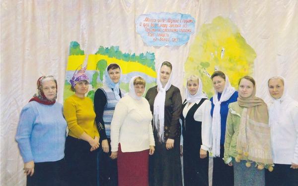 Преподавательский состав Воскресной Школы