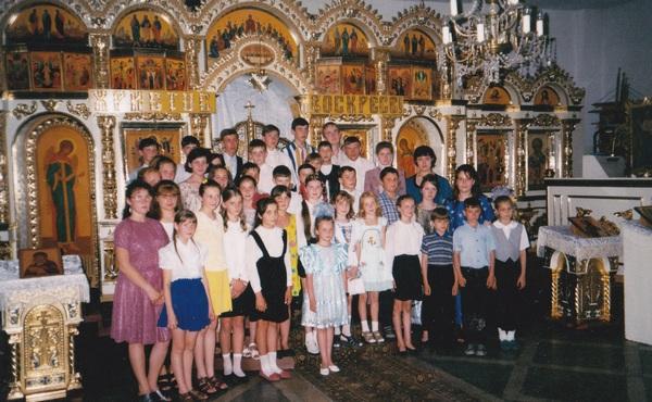 Выпускники Воскресной Школы